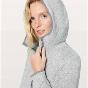 Lululemon Fleece and Thank You Sweater